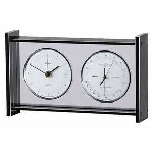 エンペックス スーパーEX ギャラリー温湿度時計EX-792 - 拡大画像