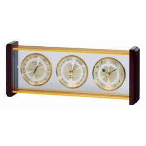 エンペックス スーパーEX気象計・時計EX-743 - 拡大画像