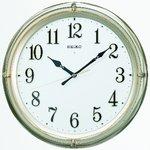 SEIKO CLOCK(セイコークロック) 自動点灯クロック 電波壁掛け時計 KX324S