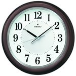 SEIKO CLOCK(セイコークロック) 防災クロック 電波壁掛け時計 KX351B