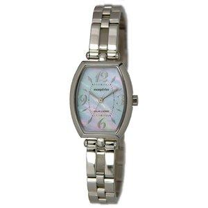 リコー RICOH monperier emit(モンペリエ・エミット) 太陽光充電方式腕時計 レディース 699002-01 - 拡大画像