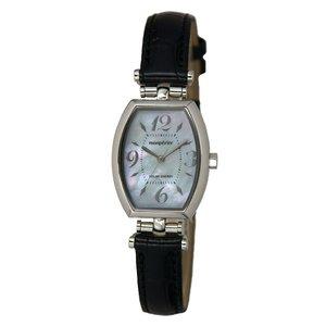 リコー RICOH monperier emit(モンペリエ・エミット) 太陽光充電方式腕時計 レディース 699002-11 - 拡大画像