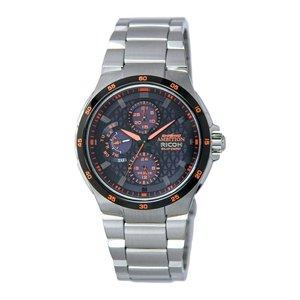 リコー RICOH シュルード・アンビション(SHREWD AMBITION) 太陽光発電式腕時計 759002-31 - 拡大画像
