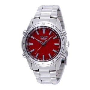 リコー RICOH SHREWD・REMINDER(シュルード・リマインダー) スマートライン 電磁誘導充電式腕時計 660001-22 - 拡大画像
