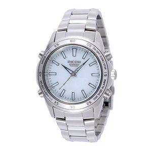 リコー RICOH SHREWD・REMINDER(シュルード・リマインダー) スマートライン 電磁誘導充電式腕時計 660001-25 - 拡大画像