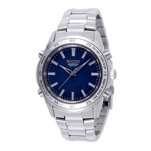 リコー RICOH SHREWD・REMINDER(シュルード・リマインダー) スマートライン 電磁誘導充電式腕時計 660001-23 - 拡大画像