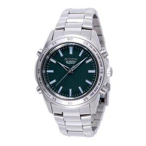 リコー RICOH SHREWD・REMINDER(シュルード・リマインダー) スマートライン 電磁誘導充電式腕時計 660001-24 - 拡大画像