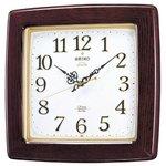 SEIKO CLOCK(セイコークロック) チャイム&ストライク 電波壁掛け時計RX211B