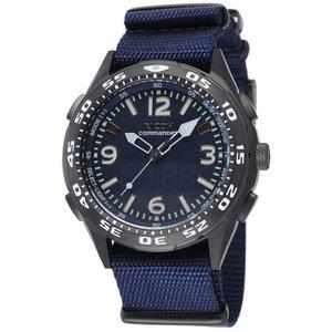 リコー RICOH COMMANDER REMINDER(コマンダー リマインダー) LEDライト付き電磁誘導充電式腕時計 660102-92 - 拡大画像