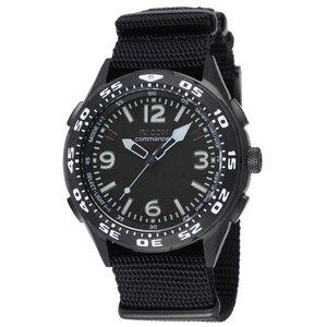 リコー RICOH COMMANDER REMINDER(コマンダー リマインダー) LEDライト付き電磁誘導充電式腕時計 660102-93 - 拡大画像