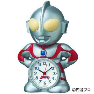 SEIKO CLOCK(セイコークロック) ウルトラマン 目覚し時計JF336A - 拡大画像