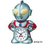 SEIKO CLOCK(セイコークロック) ウルトラマン 目覚し時計JF336A