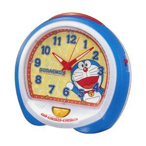 SEIKO CLOCK(セイコークロック) ドラえもん目ざまし時計 CQ119L - 拡大画像