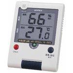 エンペックス デカデジUD快適モニタ〈デジタル湿度・温度計〉 TD-8181