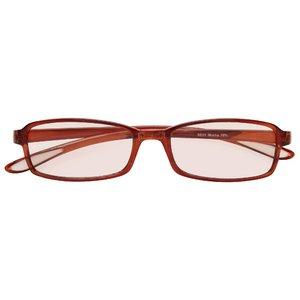 スイートアイ メラニンレンズ PC眼鏡 SE01 Mocha モカ ブラウン 茶色 h02
