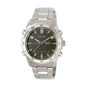 リコー RICOH シュルード・リマインダー 電磁誘導充電式腕時計 660001-11