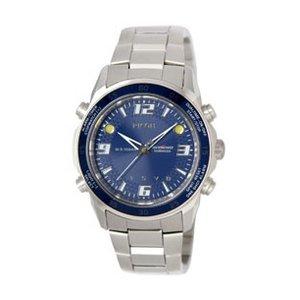 リコー RICOH シュルード・リマインダー 電磁誘導充電式腕時計 660001-53 - 拡大画像