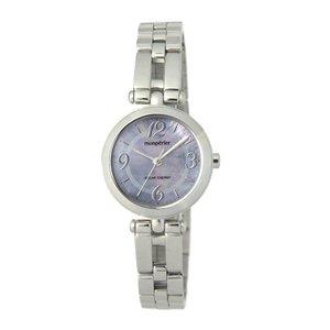リコー RICOH monperier emit(モンペリエ・エミット) 太陽光充電方式腕時計 レディース 699001-01