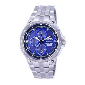 リコー RICOH シュルード・アンビション SHREWD AMBITION ソーラー充電式腕時計 759001-51 - 拡大画像