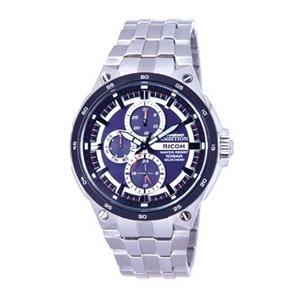 リコー RICOH シュルード・アンビション SHREWD AMBITION ソーラー充電式腕時計 759001-01