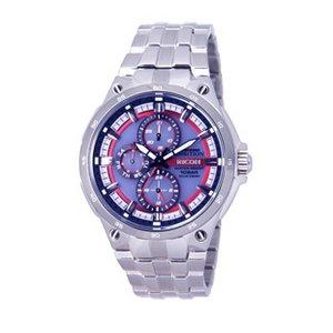 リコー RICOH シュルード・アンビション SHREWD AMBITION ソーラー充電式腕時計 759001-53