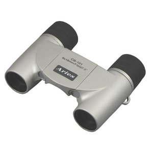 MIZAR-TEC(ミザールテック) ダハ双眼鏡 CB-101 シルバー
