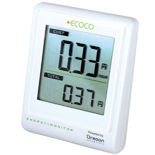 節電アドバイザー ECOCO(エココ) 消費電力モニター EMS100J