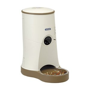 YAMASA(山佐時計計器) 自動給餌器(えさやり器) わんにゃんぐるめ CD-600 - 拡大画像
