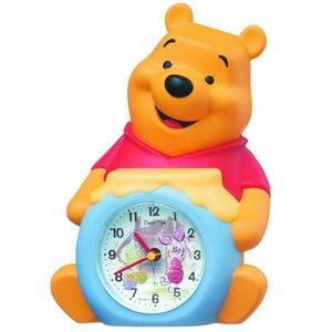 SEIKO CLOCK(セイコークロック) ディズニーキャラクター くまのプーさん目覚まし時計 FD463A
