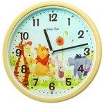 SEIKO CLOCK(セイコークロック) ディズニーキャラクター くまのプーさん目覚まし時計 FW570Y