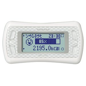 YAMASA(山佐時計計器株式会社) 3Dセンサー・気圧センサー搭載 活動量計 MC-700 ホワイト - 拡大画像