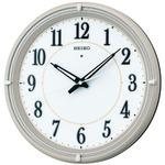 SEIKO CLOCK(セイコークロック) 電波掛時計 ファインライトNEO KX393G 薄ゴールド
