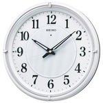SEIKO CLOCK(セイコークロック) 電波掛時計 ファインライトNEO KX393W ホワイト