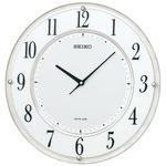 SEIKO CLOCK(セイコークロック) 電波掛時計 ソーラープラス SF506W