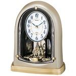 SEIKO CLOCK(セイコークロック) 電波置時計 スタンダード BY231S