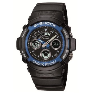 CASIO(カシオ) G-SHOCK BASIC ANALOG シリーズ AW-591-2AJF