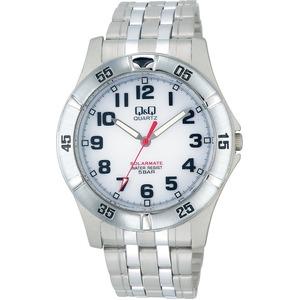 CITIZEN WATCH(シチズン時計) Q&Q ソーラー電源機能搭載 スタンダード H968-204 h01