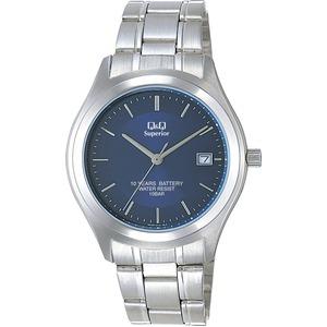 CITIZEN WATCH(シチズン時計) Q&Q 電池寿命10年 W526J212 - 拡大画像