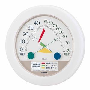 EMPEX(エンペックス) 生活管理温・湿度計 TM-2461 - 拡大画像
