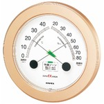 EMPEX(エンペックス) スーパーEX高品質温・湿度計 EX-2738 シャンパンゴールド