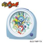 SEIKO CLOCK(セイコークロック) 妖怪ウォッチ目覚まし時計 CQ144L