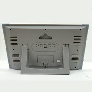 ノア精密 MAG(マグ) 環境表示機能付きデジタル電波置掛兼用時計 W-660LBU/エアサーチ ブリックス画像3
