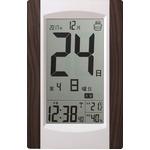 ADESSO(アデッソ) デジタル日めくり電波時計 KW9256