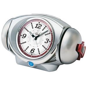 SEIKO CLOCK(セイコークロック) ウルトラライデン ウルトラマンver. 超大音量目覚まし時計 CQ141S - 拡大画像