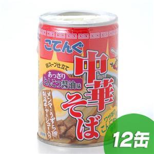 That's麺CAN  中華そば 12缶