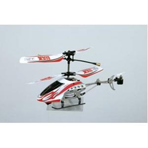 マイクロミニヘリコプター DS-X 【屋内可 赤外線通信】レッド