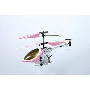 ラジコンヘリコプター FLYING STAR No.1 〜フライングスターNo.1〜 ピンク