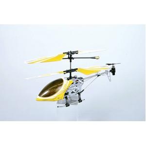 ラジコンヘリコプター FLYING STAR No.1 〜フライングスターNo.1〜 イエロー