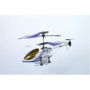 ラジコンヘリコプター FLYING STAR No.1 〜フライングスターNo.1〜 ブルー