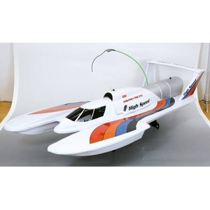 ラジコン High Speed  ホワイト